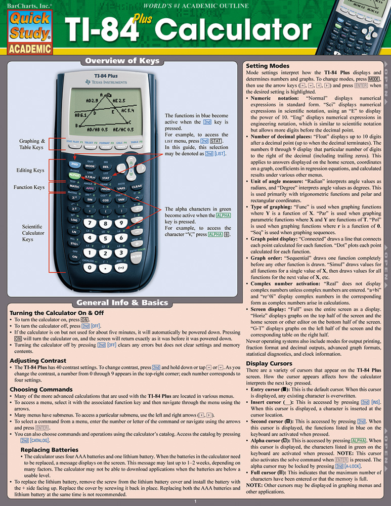 Ti-84-Plus-Calculator
