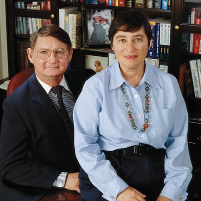 John & Bobbie Ford