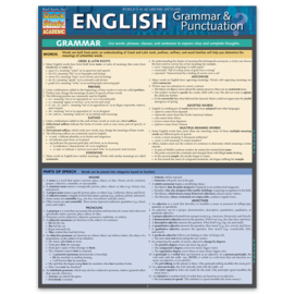 English Grammar & Punctuation