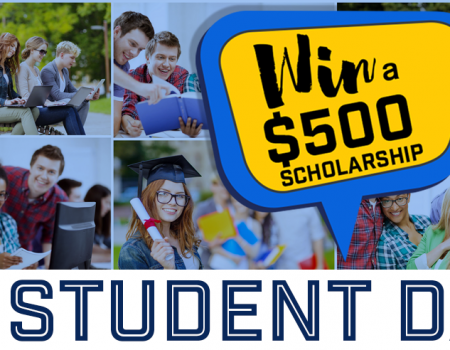 Win a $500 Scholarship from BarCharts!