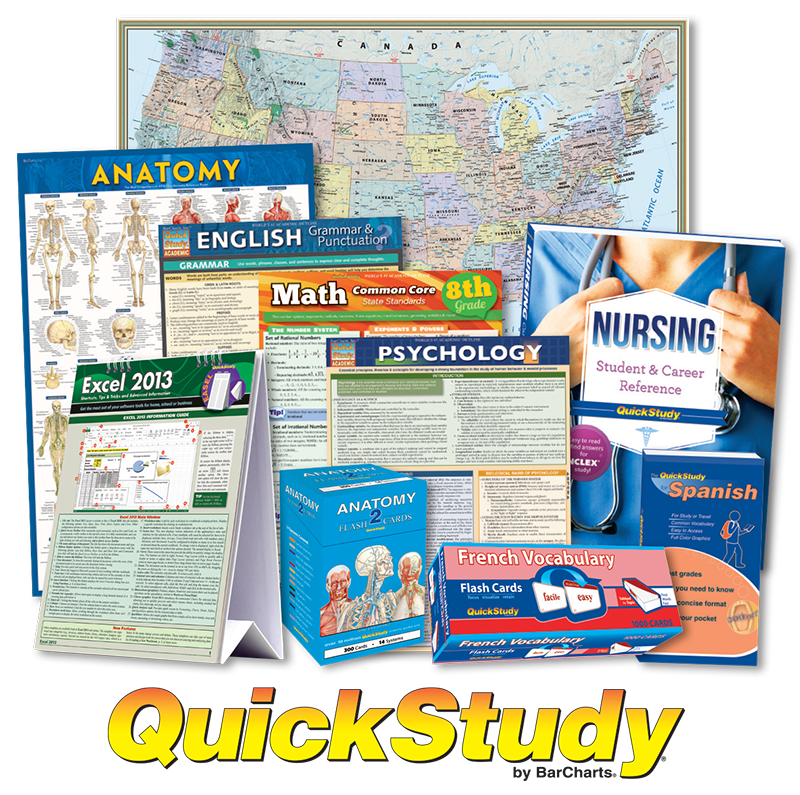 QuickStudy – The World's Number One Quick Reference Publisher