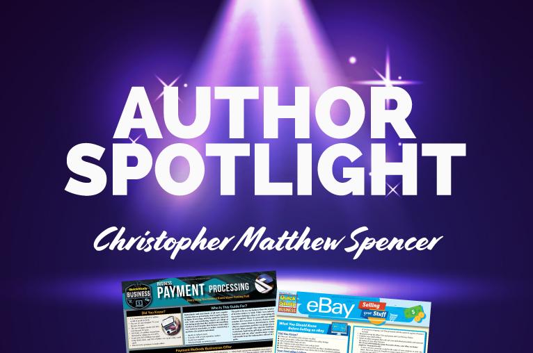 ebay expert Christopher Matthew Spencer